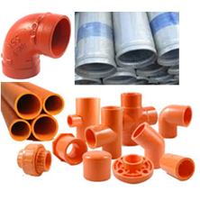 Pipe-Fittings and Hangers