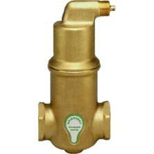 "1"" Spirovent Jr. Air Eliminator (Threaded)"
