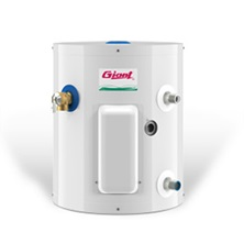 5 Gallon Electric Water Heater, Compact Model, 120v - 1500W, 106SE0-1R5N