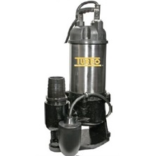 "TURBO 1/2hp Sewage Pump 2"" Discharge"