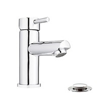 H2flo METRO Bathroom sink faucet Single Hole With Presto Drain Polished Chrome