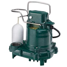 M53 Automatic Submersible Pump 1/3hp 115V